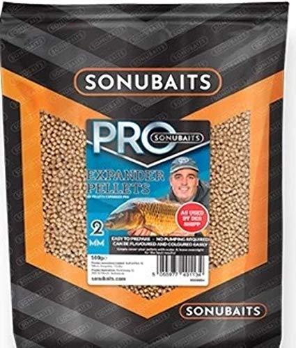 Sonubaits Pro Expander Pellets: 6mm