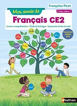 6 A 8 Ans Mon Annee De Francais Ce2 Fichier Eleve 1 Pdf