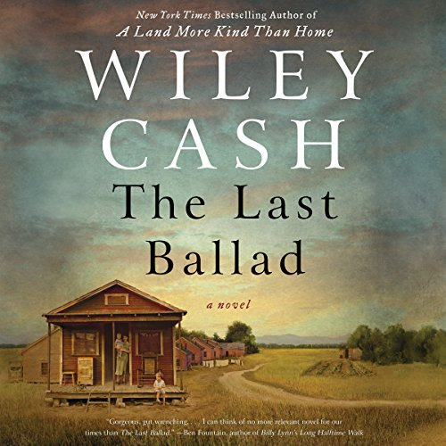The Last Ballad audiobook cover art