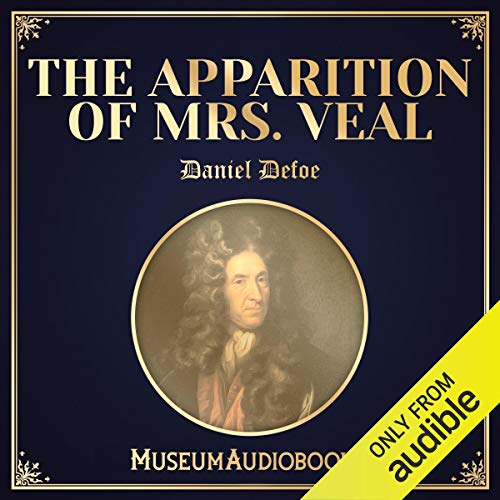 The Apparition of Mrs. Veal audiobook cover art