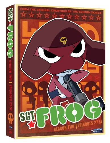 Sgt Frog: Season Two (4pc) / (Box) [DVD] [Region 1] [NTSC] [US Import]