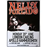 Nelly Furtado - Apollo Hammersmith | original UK Promo