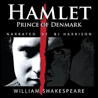 Hamlet, Prince of Denmark audiobook cover art