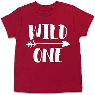 Wild One 1st Birthday Shirt First Birthday Top