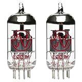 Pair of JJ ECC81/12AT7 Preamp Vacuum Tube