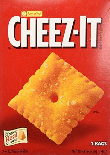 Sunshine Cheez-It Crackers - 3 lb. box by Keebler