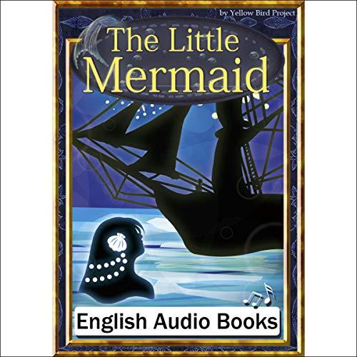 『The Little Mermaid(人魚姫・英語版)』のカバーアート