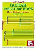 Mel Bay's Guitar Tablature Book: Chord Diagrams Included
