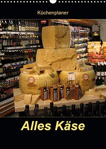 Alles Käse/Planer (Wandkalender 2021 DIN A3 hoch)