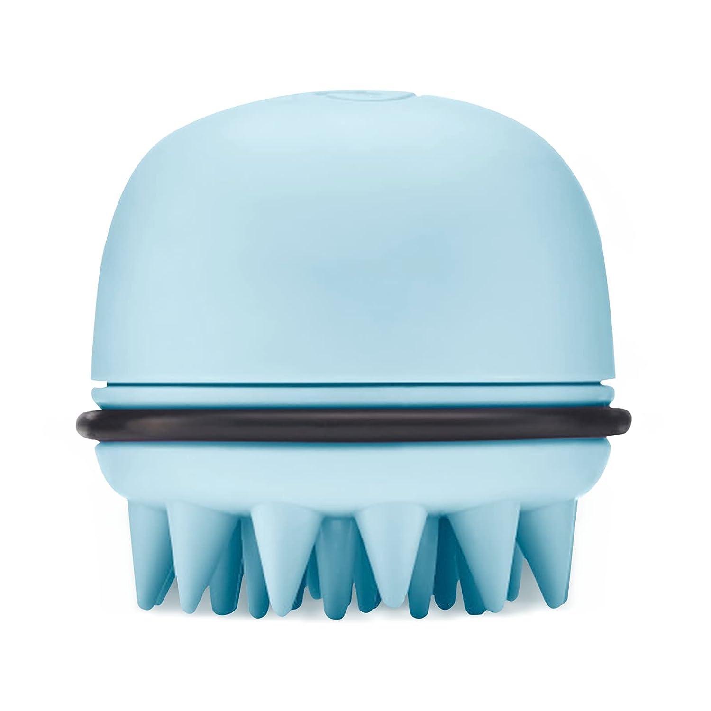 Wet Brush Exfoliating Scalp Massager Start Multi-Be Alternative Animer and price revision dealer Head Blue