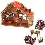 Epoch 2917 Sylvanian Families - Cabaña de madera