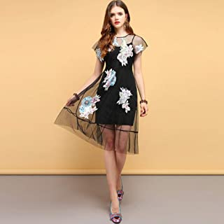 1d97fa259 Amazon.es: mallas - Multicolor / Vestidos / Mujer: Ropa