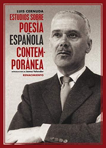 Estudios sobre poesía española contemporánea (Los Cuatro Vientos)