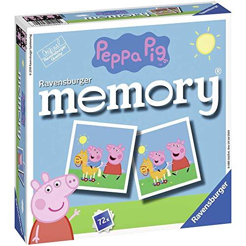 Ravensburger 21415 Peppa Pig Memory 21415-Peppa