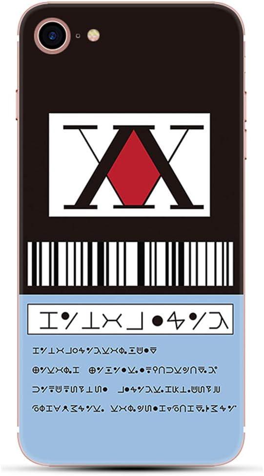 SHCASEA Hunter X Hunter Cas pour Iphone,hxh Iphone 11 Pro ...