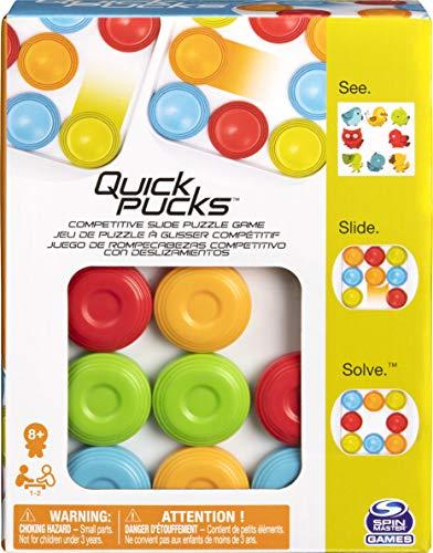 Spin Master Games Juego de puzles para Adultos y niños a Partir de 8 años