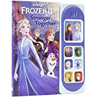 Disney Frozen 2 Little Sound Book