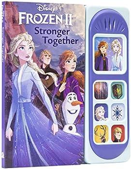 Disney Frozen 2 Little Sound Book