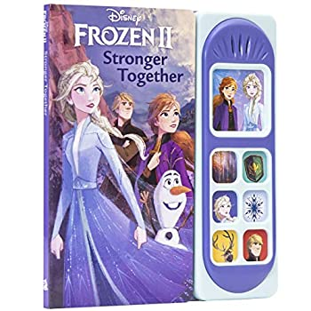 Disney Frozen 2 Elsa Anna and Olaf - Stronger Together Little Sound Book – PI Kids  Play-A-Sound
