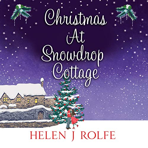 Christmas at Snowdrop Cottage cover art