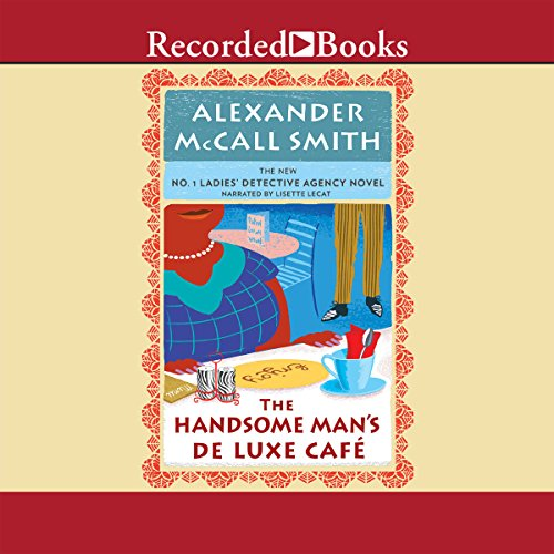 The Handsome Man's Deluxe Café cover art