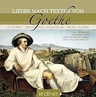 Lieder nach Texten von Goethe