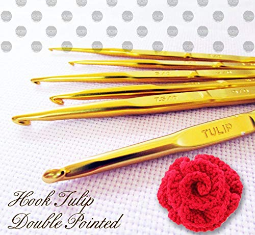 Tulip Double Ended Crochet Hooks