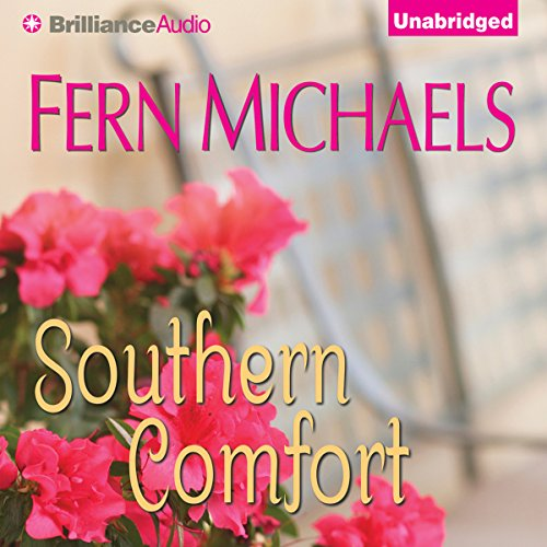Southern Comfort audiobook cover art