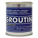 Groutin - Tile Grout Paint 125ml - Designed to Restore Tile Grout (Dark Grey)