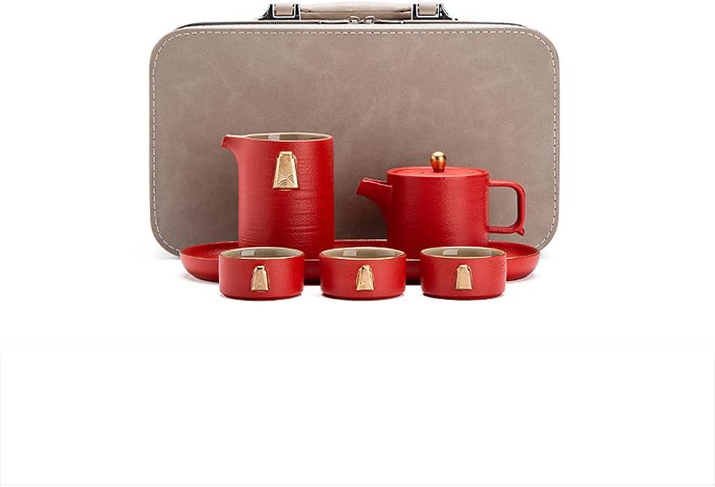 ASDWS Home Office Ceramic Teapot Genuine Set Teacup Chines Max 85% OFF Tea