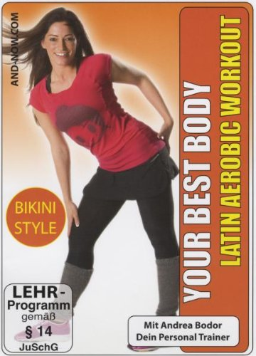 Your Best Body - Latin Aerobic Workout [Alemania] [DVD]