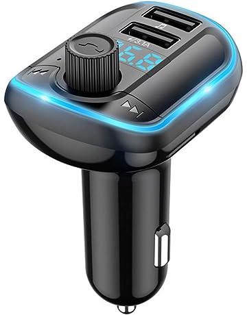 Transmisores FM para vehículos   Amazon.es