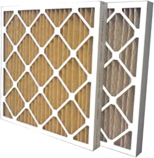 US Home Filter SC60-16X16X2 MERV 11 Pleated Air Filter (Pack of 6), 16