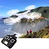 Quadcopter Drone WiFi Camera Fly RC Gift Children Teenager Present Spots Outdoor Helicopters Toys Games Hobbies Remote App Sky Survey Controlled Vehicles Parts Aviation Kid Adult Play Bird Eyes View