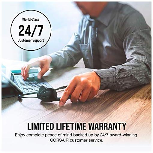 Corsair VENGEANCE RGB PRO 32GB, 2x16GB, DDR4 3200MHz C16 Módulos de Memoria de Adecuado Rendimiento, Negro 3