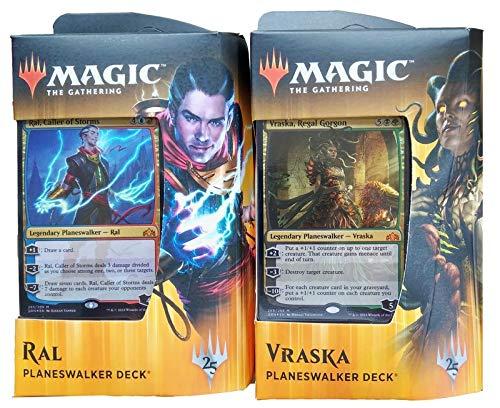Guilds of Ravnica - Planeswalker Deck englisch - MTG Magic The Gathering, Deck:Deck Set (RAL + Vraska)