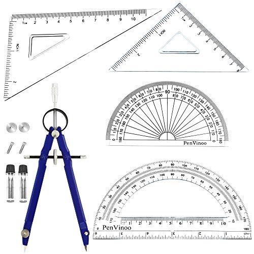 Image of 5 Piece Geometry School...: Bestviewsreviews