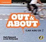 Out and About Level 2 Class Audio CDs (2) - 9788490368091