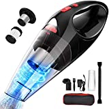 Best Hand Held Vacs - Handheld Vacuum Cleaner, Car Vacuum Cleaner High Power Review