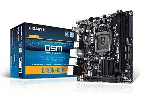 Gigabyte Mini-ITX Motherboard DDR4 LGA 1151 (GA-B150N-GSM)