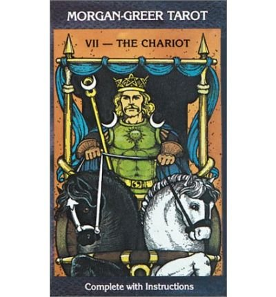 [(Morgan Greer Tarot)] [Author: William F. Greer] published on (July, 2011)