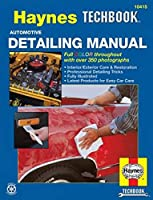 Automotive Detailing Manual (Haynes Techbook)
