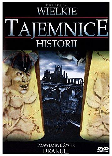 Wielkie Tajemnice Historii:Prawdziwe życie Drakuli [DVD] (Keine deutsche Version)