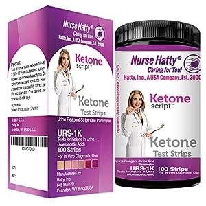 buy  Nurse Hatty – Keto Strips – Fresh – ... Diabetes Care