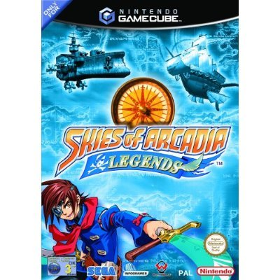 Skies of Arcadia Legends [UK Import]