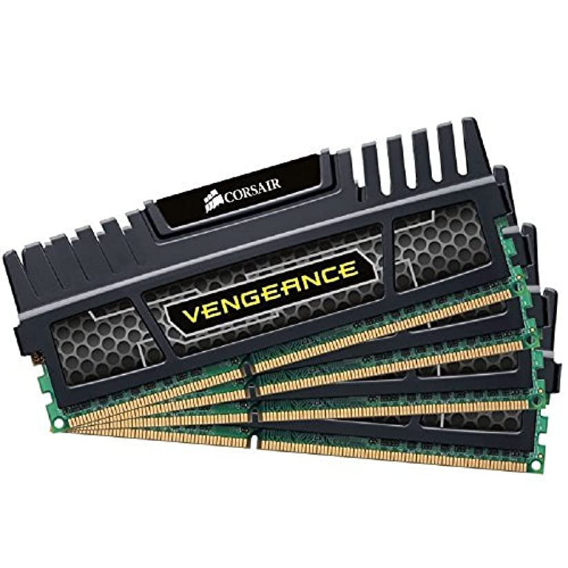 幅隣接するローストCorsair Memory Vengeance 16 Dual Channel Kit DDR3 1600 MHz 240-Pin DDR3 SDRAM CMZ16GX3M4A1600C9 [並行輸入品]