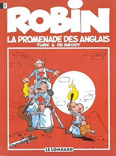Robin. La promenade des anglais