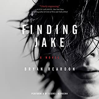 Finding Jake cover art