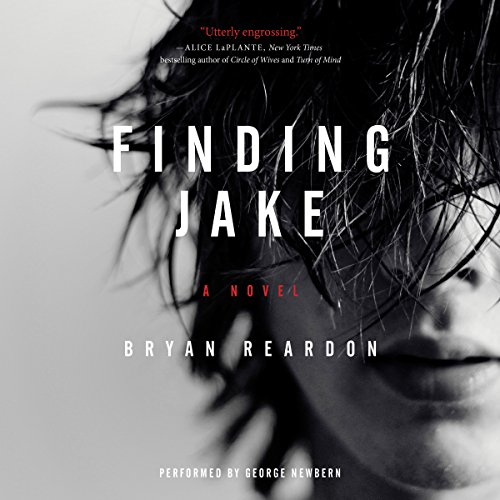 Finding Jake audiobook cover art