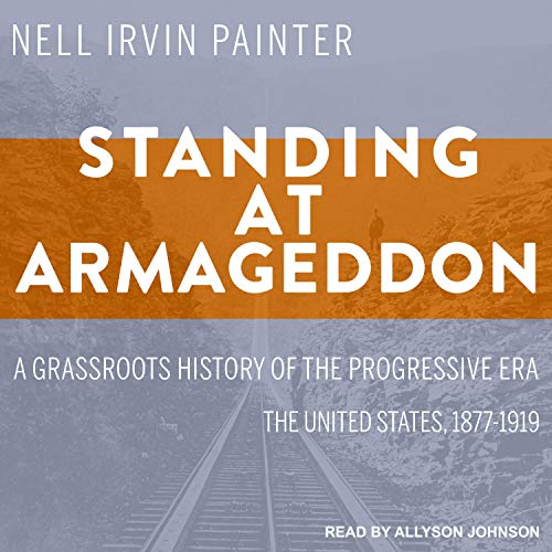 Standing at Armageddon cover art